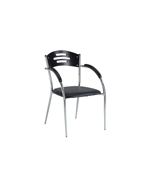 Chintaly Yolanda Arm Chair, Set of 4