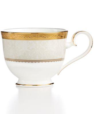 Dinnerware, Odessa Gold Cup