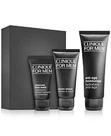 3-Pc. Clinique For Men Daily Age Repair Set
