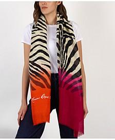 Kendall Zebra Wrap