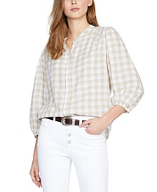 Evelyn Blouson Top