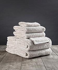 Resort Collection Organic Turkish Cotton 6-Pc. Towel Set