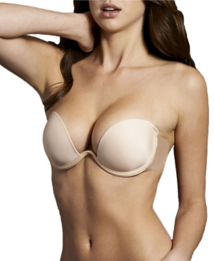Push Up Combo Wing Backless Bra