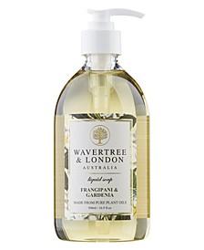 Frangipani and Gardenia Liquid Soap, 16.9 fl.oz