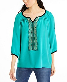 Beaded Blouse