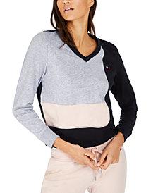 Tommy Hilfiger Sport Colorblocked Sweatshirt