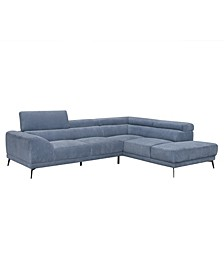 Logansport 2-pc Sectional Sofa