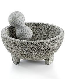 Granite Mortar & Pestle Molcajete