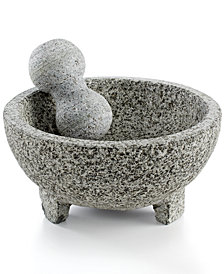 IMUSA Granite Mortar & Pestle Molcajete