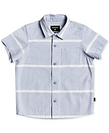 Toddler Boys Kalua Kobi Short-Sleeve Shirt