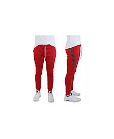 Men's Tech Fleece Joggers With Zipper Pockets