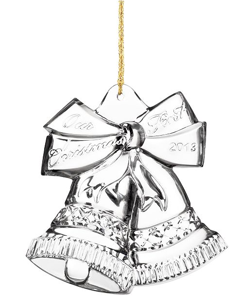 Marquis by Waterford Christmas Ornament, 2013 Annual Our ...