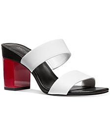 Michael Michael Kors Glenda Slide Sandals