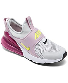 Big Kids' Air Max 270 Extreme Slip-On Casual Sneakers from Finish Line