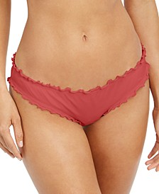 Ruffled-Edge Bikini Bottoms, Created for Macy's