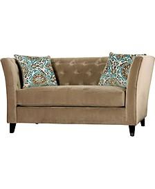Romara Upholstered Love Seat