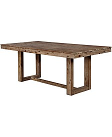 Skamania Solid Wood Dining Table