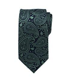Yoda Paisley Men's Tie