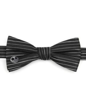 Nightmare Before Christmas Stripe Men's Bow Tie