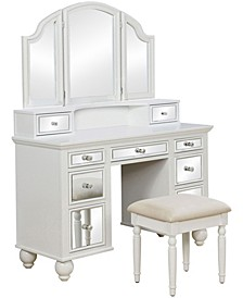 Falden Multi-Drawer Vanity Set