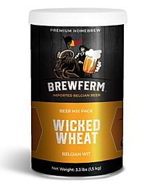 Buckriders Craft Brew Mix - Wicked Wheat, 3.3 lbs