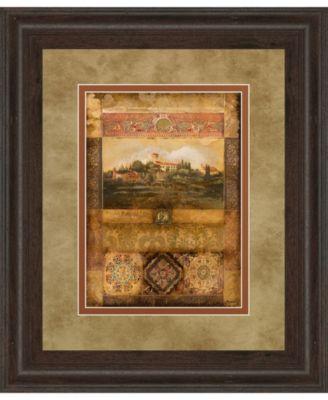 Centimento II by Douglas Framed Print Wall Art, 34