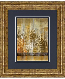 Arculat by Kemp Framed Print Wall Art Collection