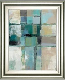 Island Hues Crop by Sylvia Vassileva Framed Print Wall Art Collection
