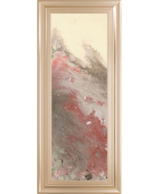 Sang Froid II by Dlynn Roll Framed Print Wall Art, 18