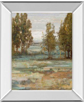 Prairie Grove I by Paul Duncan Mirror Framed Print Wall Art, 22