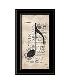 Trendy Decor 4U Music by Marla Rae, Ready to hang Framed Print Collection