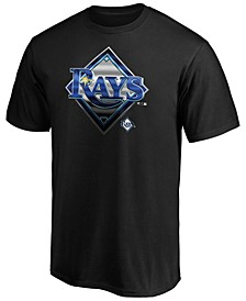 Tampa Bay Rays Men's Midnight Mascot T-Shirt