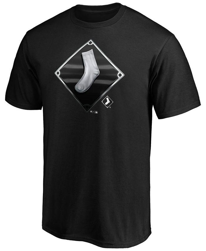 Majestic - Chicago White Sox Men's Midnight Mascot T-Shirt