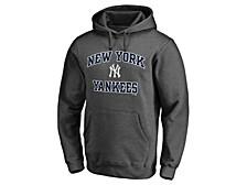 New York Yankees Men's Rookie Heart & Soul Hoodie