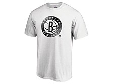 Brooklyn Nets Men's Slash And Dash T-Shirt