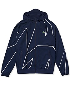 Men's SPORT Novak Djokovic Off-Court Lightweight Jacket