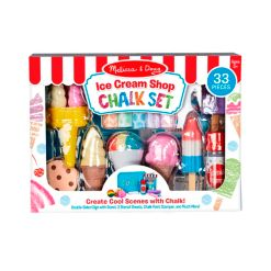 Melissa and Doug Ice Cream Shop Chalk Set