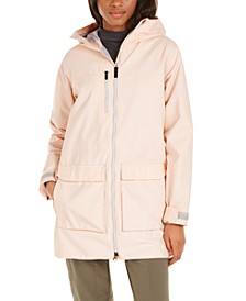 Commuter Hooded Waterproof Parka