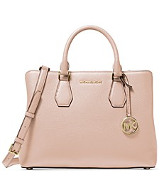 Camille Large Satchel
