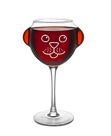 The Ruff Day Dog Wine Glass