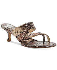 Women's Moentha Kitten-Heel Dress Sandals