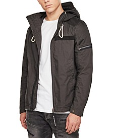 Men's Hooded Jacket, Created for Macy's