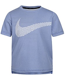 Little Boys Dri-FIT Swoosh T-Shirt