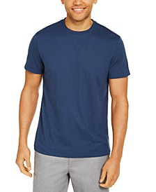 Men's End-On-End Stripe T-Shirt, Created for Macy's