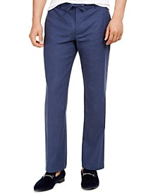 INC Men's Slim-Fit Drawstring Pants, Created for Macy's