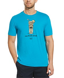 Men's Tiki Logo Graphic T-Shirt