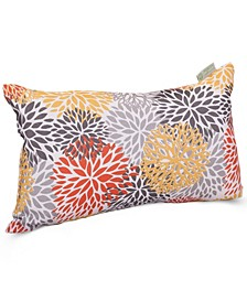 "Blooms Decorative Soft Throw Pillow Small 20"" x 12"""