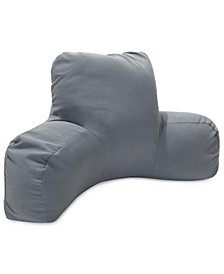 "Solid Comfortable Soft Reading Pillow 33"" x 18"""