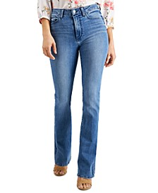 The Hi (Rise) Honey Curvy Bootcut Jeans