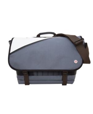Manhattan Portage Cordura Grand Army Messenger Bag In Multi